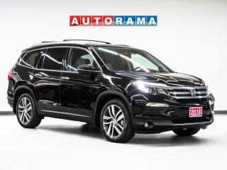 Used 2016 Honda Pilot EX-L AWD Nav Leather Sunroof Backup Cam for sale in Toronto, ON