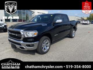New 2022 RAM 1500 Big Horn for sale in Chatham, ON