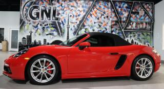 Used 2018 Porsche 718 Boxster GTS - CONVETIBLE - COUPE for sale in Concord, ON