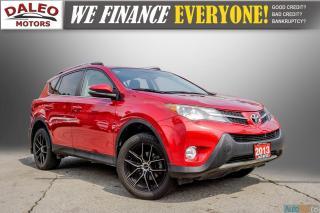 Used 2013 Toyota RAV4 XLE / BACKUP CAM / HEATED SEATS / MOONROOF / for sale in Hamilton, ON
