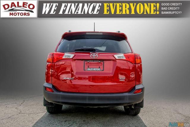 2013 Toyota RAV4 XLE / BACKUP CAM / HEATED SEATS / MOONROOF / Photo7