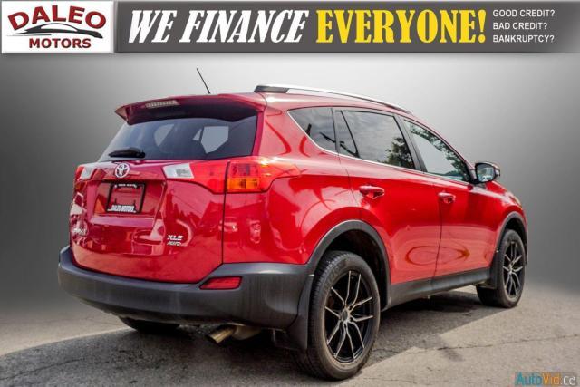 2013 Toyota RAV4 XLE / BACKUP CAM / HEATED SEATS / MOONROOF / Photo8