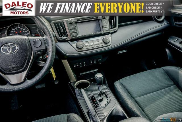 2013 Toyota RAV4 XLE / BACKUP CAM / HEATED SEATS / MOONROOF / Photo15