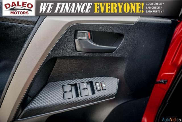 2013 Toyota RAV4 XLE / BACKUP CAM / HEATED SEATS / MOONROOF / Photo17
