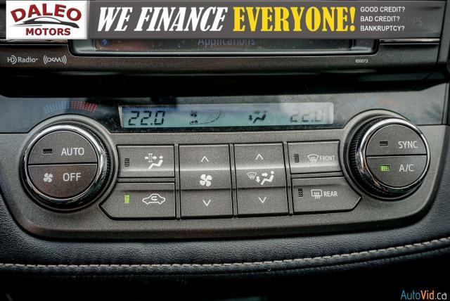 2013 Toyota RAV4 XLE / BACKUP CAM / HEATED SEATS / MOONROOF / Photo23