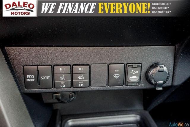 2013 Toyota RAV4 XLE / BACKUP CAM / HEATED SEATS / MOONROOF / Photo24