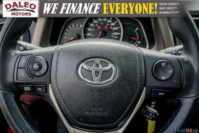 2013 Toyota RAV4 XLE / BACKUP CAM / HEATED SEATS / MOONROOF / Photo26