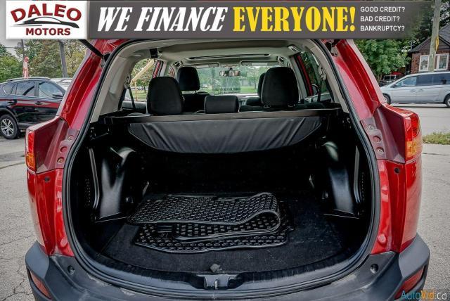 2013 Toyota RAV4 XLE / BACKUP CAM / HEATED SEATS / MOONROOF / Photo28