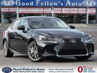 Used 2018 Lexus IS 300 Good Or Bad Credit Car Loans ..! for sale in Toronto, ON