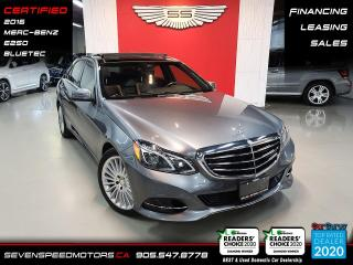 Used 2016 Mercedes-Benz E-Class 4dr Sdn E 250 BlueTEC 4MATIC for sale in Oakville, ON