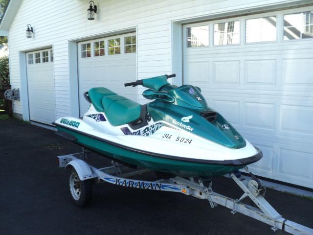 2000 Sea-Doo GTI