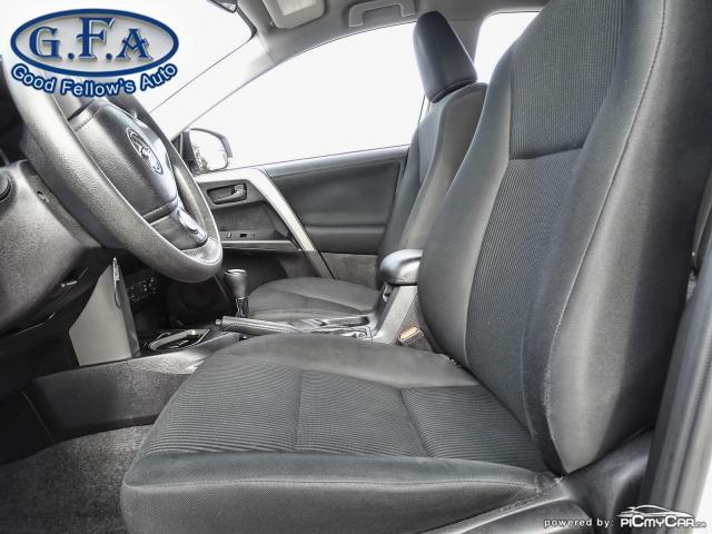 2018 Toyota RAV4 LE MODEL, REARVIEW CAMERA, HEATED SEATS, BLUETOOTH Photo7