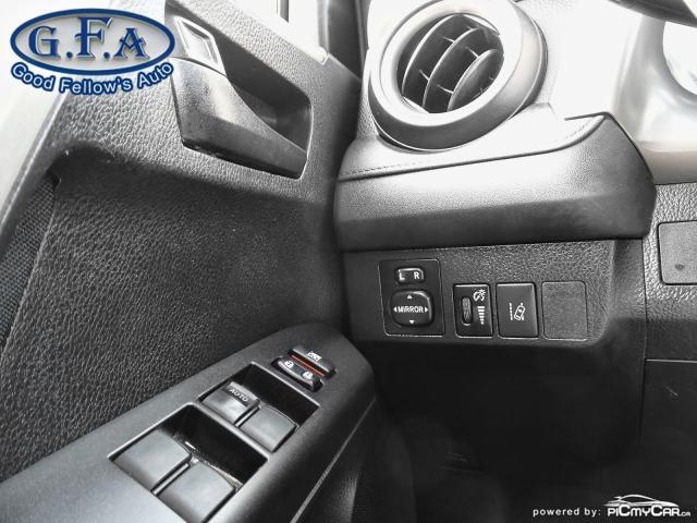 2018 Toyota RAV4 LE MODEL, REARVIEW CAMERA, HEATED SEATS, BLUETOOTH Photo16