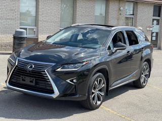 Used 2018 Lexus RX RX 350L 7 Pass Premium  Pkg Navigation/Sunroof for sale in North York, ON