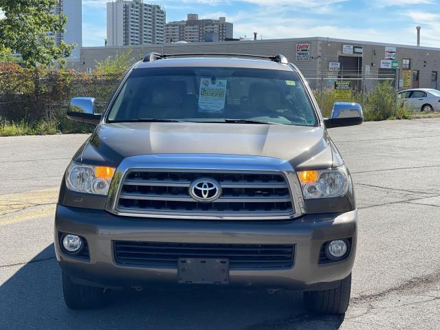 2014 Toyota Sequoia Limited Camera/Sunroof /8 Pass/Leather Photo2