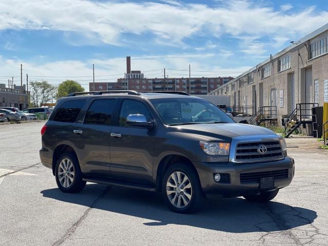2014 Toyota Sequoia Limited Camera/Sunroof /8 Pass/Leather Photo3