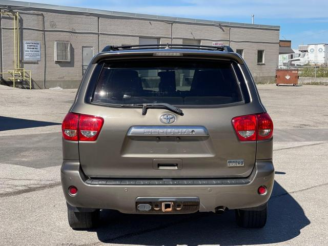 2014 Toyota Sequoia Limited Camera/Sunroof /8 Pass/Leather Photo6