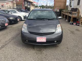 Used 2008 Toyota Prius Hybrid for sale in Etobicoke, ON