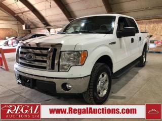 Used 2012 Ford F-150 XLT SUPERCREW 4WD 5.0L for sale in Calgary, AB