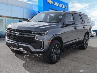 "New 2021 Chevrolet Tahoe Z71 ""Fall into Savings!"" for sale in Winnipeg, MB"