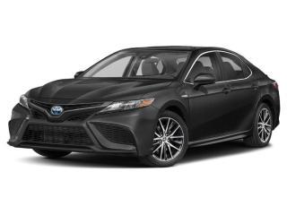 New 2022 Toyota Camry HYBRID SE for sale in Winnipeg, MB