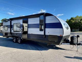 Used 2022 Forest River Grey Wolf 26DJSE for sale in Kincardine, ON