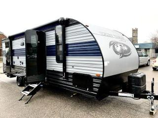 Used 2022 Forest River Grey Wolf 23DBH for sale in Kincardine, ON