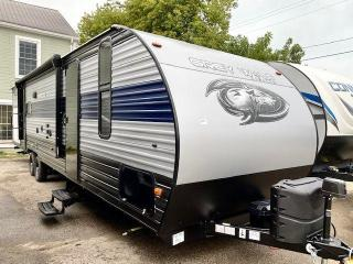 Used 2022 Forest River Grey Wolf 29TE for sale in Kincardine, ON