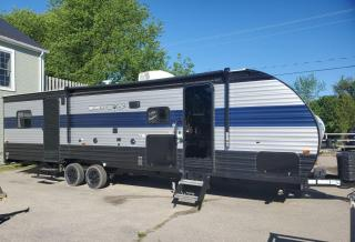 Used 2022 Forest River Grey Wolf 27RR for sale in Kincardine, ON