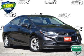 Used 2017 Chevrolet Cruze LT Auto LT TURBO | AUTOMATIC | VALUE! for sale in Kitchener, ON