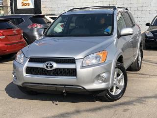 Used 2011 Toyota RAV4 Limited 4X4, LEATHER, BACKUP CAMERA, CRUISE CONTROL & MORE for sale in Saskatoon, SK