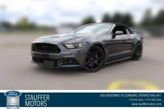Used 2016 Ford Mustang GT Premium for sale in Tillsonburg, ON