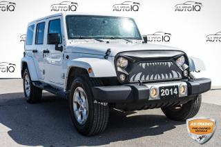 Used 2014 Jeep Wrangler Unlimited Sahara AS TRADED SPECIAL | YOU CERTIFY, YOU SAVE for sale in Innisfil, ON
