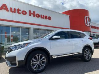 Used 2021 Honda CR-V Touring AWD - BRAND NEW !! for sale in Sarnia, ON