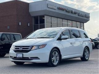 Used 2014 Honda Odyssey EX-L w/Navi LEATHER/SUNROOF/POWER DOORS for sale in Concord, ON