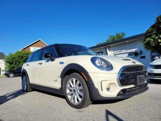 Used 2017 MINI Cooper Clubman S ALL4 for sale in Waterdown, ON