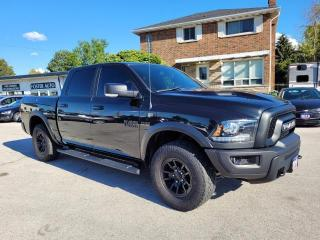 Used 2018 RAM 1500 REBEL CREW CAB SWB 4 for sale in Waterdown, ON