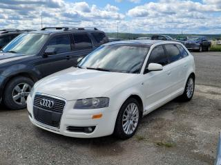 Used 2006 Audi A3 w/Premium Pkg for sale in New Liskeard, ON