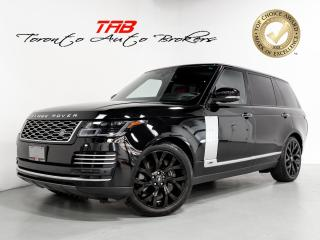 Used 2018 Land Rover Range Rover LWB I AUTOBIOGRAPHY I 21 IN WHEELS I APPLE CARPLAY for sale in Vaughan, ON