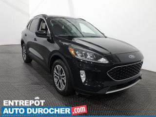 Used 2020 Ford Escape SEL TURBO ÉCOBOOST Cuir- Navigation- Climatiseur for sale in Laval, QC