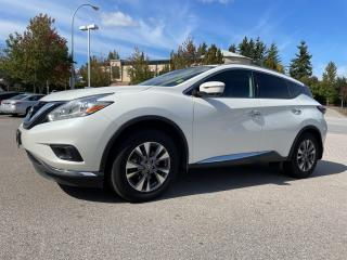 Used 2017 Nissan Murano AWD 4dr SL for sale in Surrey, BC