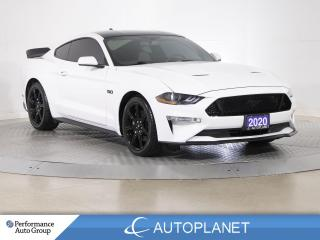 Used 2020 Ford Mustang GT Coupe, Back Up Cam, Bluetooth,  Black Alloys! for sale in Brampton, ON