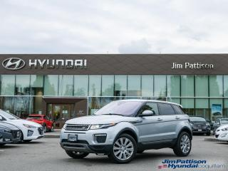 Used 2017 Land Rover Evoque SE w/Navi for sale in Port Coquitlam, BC