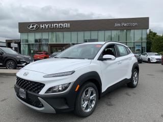 New 2022 Hyundai KONA 2.0L Preferred for sale in Port Coquitlam, BC