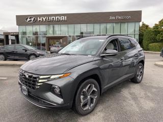 New 2022 Hyundai Tucson Hybrid Luxury for sale in Port Coquitlam, BC
