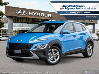 New 2022 Hyundai KONA 2.0L Preferred for sale in North Vancouver, BC