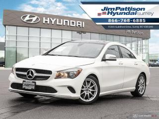 Used 2017 Mercedes-Benz CLA 250 250 4matic for sale in Surrey, BC