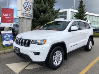 Used 2018 Jeep Grand Cherokee Laredo, One Owner, NO ACCIDENTS! for sale in Surrey, BC
