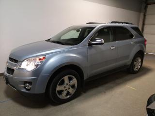 Used 2015 Chevrolet Equinox LTZ|Loaded- Just arrived for sale in Brandon, MB
