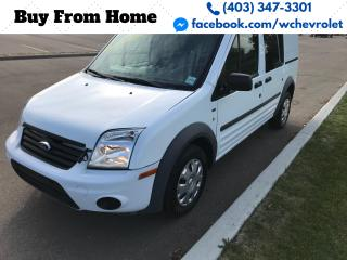 Used 2012 Ford Transit Connect XLT w/Rear & Side Door Glass for sale in Red Deer, AB